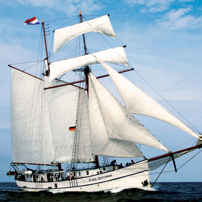 Tallship Flying Dutchman
