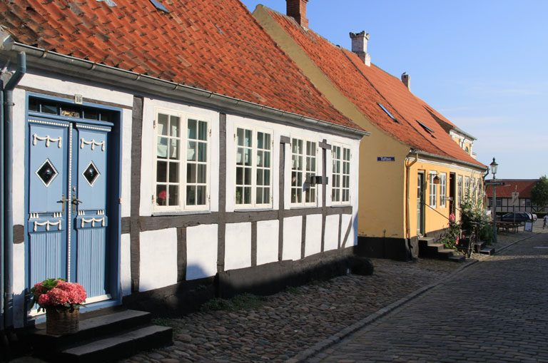 Schiffscharter Dänemark - Ærøskøbing