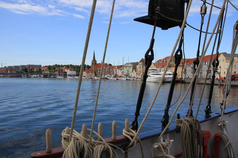 Schiffscharter Dänemark - Svendborg