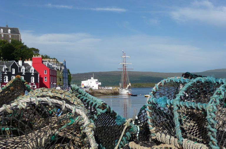 Yachtcharter Schottland
