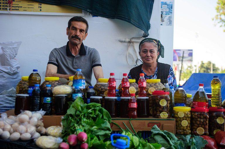 Schiffscharter Türkei - Bazar Bodrum