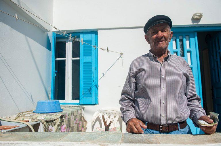 Schiffscharter Griechenland - Einheimischer