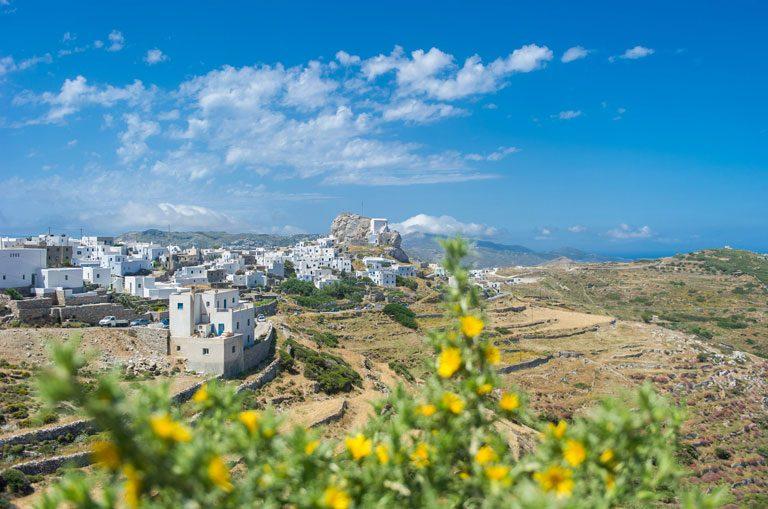 Schiffscharter Griechenland - Amorgos