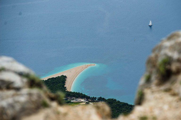 Schiffscharter Kroatien- Goldenes Horn Brac