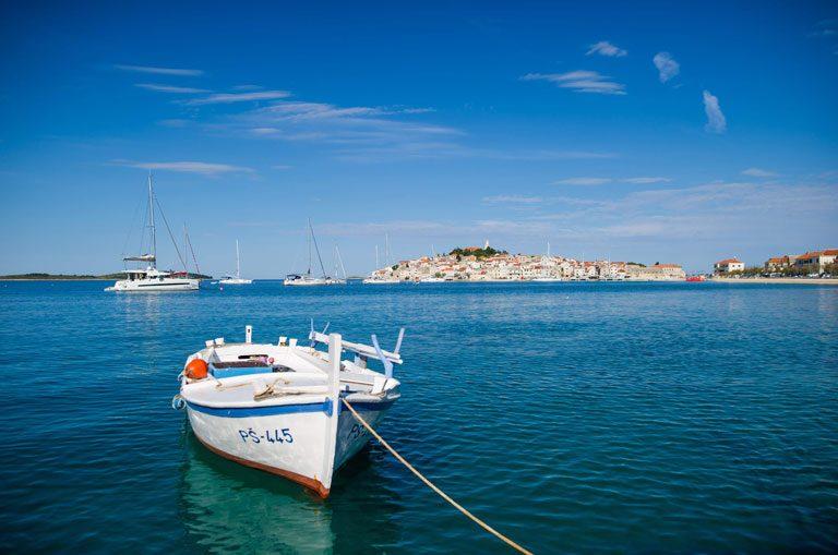 Schiffscharter Kroatien - Primosten
