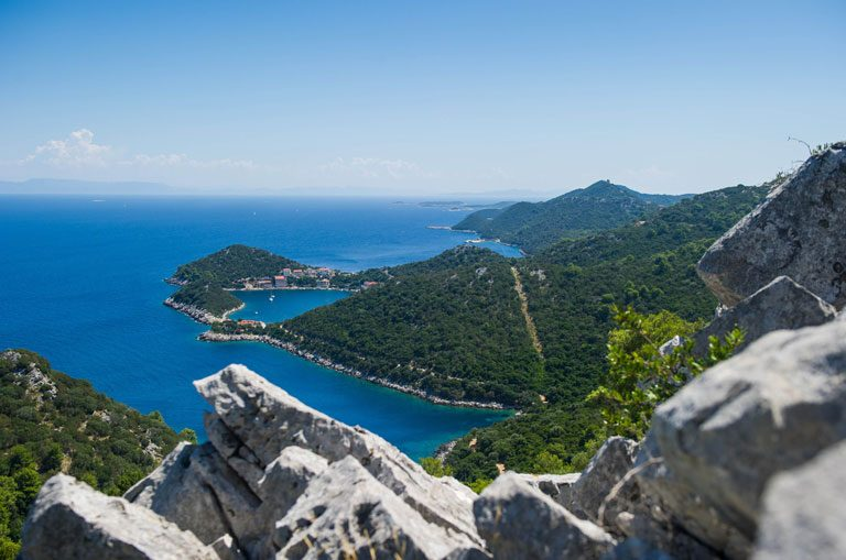 Schiffscharter Kroatien - Insel Lastovo