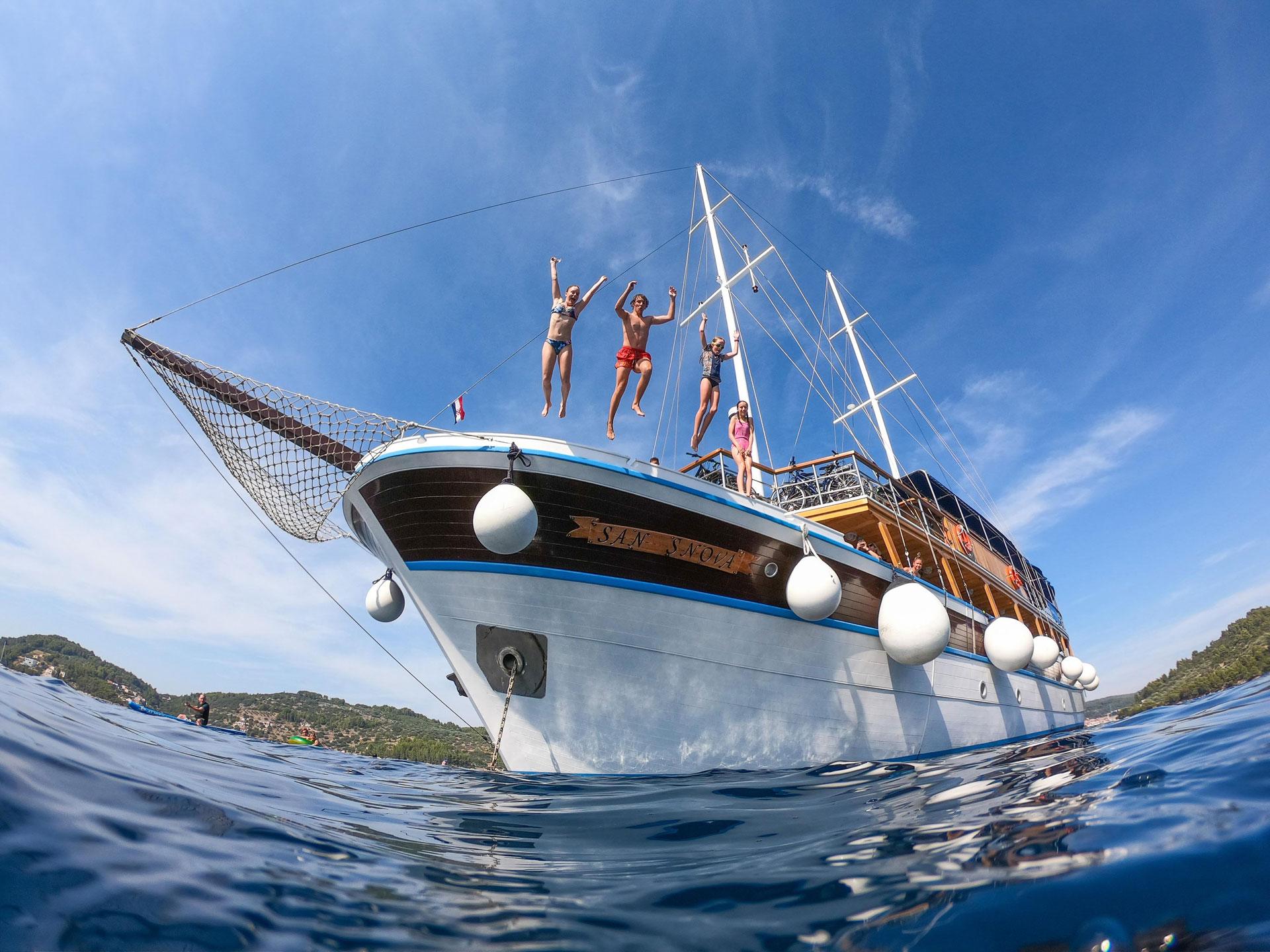 Meer als Urlaub - Yachtcharter im Mittelmeer