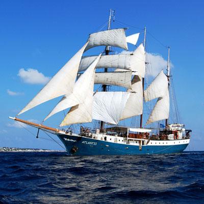 Tallship Atlantis